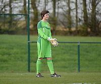 Women U15 : Belgian Red Flames - Nederland :<br /> <br /> Hazel Engelen<br /> <br /> foto Dirk Vuylsteke / Nikonpro.be