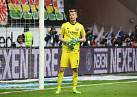 Torwart Lukas Hradecky (Eintracht Frankfurt) - 17.03.2018: Eintracht Frankfurt vs. 1. FSV Mainz 05, Commerzbank Arena