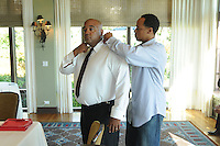 29 September 2013: Wedding of Khalil Abdul-Rahman and Yasmine Richard at the Bel Air Club in Pacific Palisades, CA.