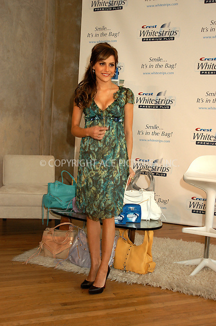 WWW.ACEPIXS.COM . . . . . ....NEW YORK, APRIL 14, 2005....Brittany Murphy announces the ultimate beauty and fashion accessories contest on behalf of Botkier Handbags and Crest Whitestrips Premium.....Please byline: KRISTIN CALLAHAN - ACE PICTURES.. . . . . . ..Ace Pictures, Inc:  ..Craig Ashby (212) 243-8787..e-mail: picturedesk@acepixs.com..web: http://www.acepixs.com