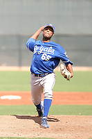 Sugar Ray Marimon - Kansas City Royals - 2010 Instructional League.Photo by:  Bill Mitchell/Four Seam Images..