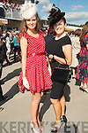 Ladies Day Listowel Races : Pictured at Ladies Day in Listowel ofn Friday last were Dawn Lynch and her mother Anne Marie Lynch, Dooneen, Cahirciveen.