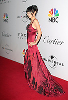 Chinese actress Bai Ling arrives at the NBC/Universal Pictures/Focus Features Golden Globes after party at the Beverly Hilton Hotel, Beverly Hills, California, USA, on January 11, 2009.  The Golden Globes honour excellence in film and television.