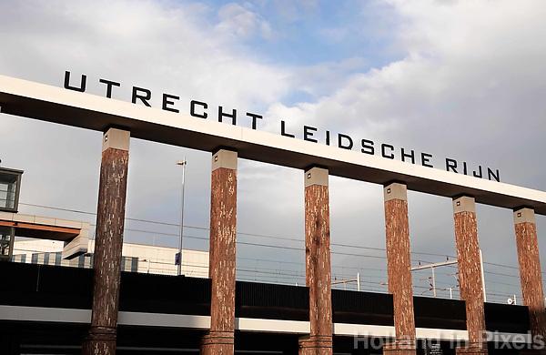 Nederland Utrecht - november 2018.   Station Utrecht Leidsche Rijn.   Foto Berlinda van Dam / Hollandse Hoogte