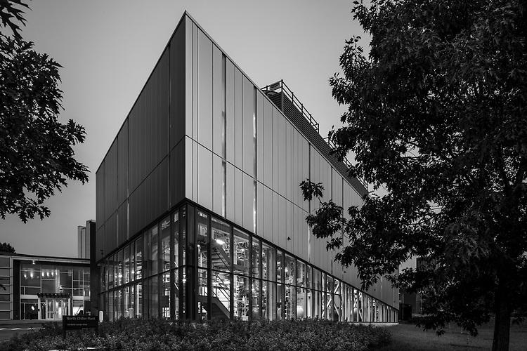 University of Massachusetts - Amherst North Chiller Plant   Leers Weinzapfle Associates