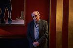 29.10.2015, Berlin Hotel Savoy. Holocaust Survivor Walter Frankenstein