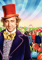 Willy Wonka &amp; the Chocolate Factory (1971) <br /> Gene Wilder as Willy Wonka<br /> *Filmstill - Editorial Use Only*<br /> CAP/PLF<br /> Supplied by Capital Pictures / MediaPunch