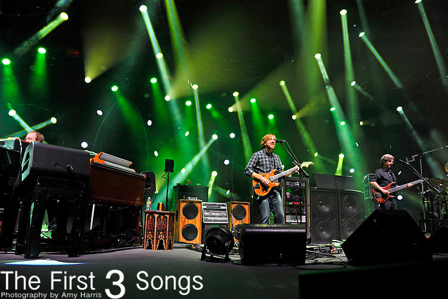 Trey Anastasio of Phish performs at Blossom Music Center on June 24, 2011 in Cleveland, Ohio.