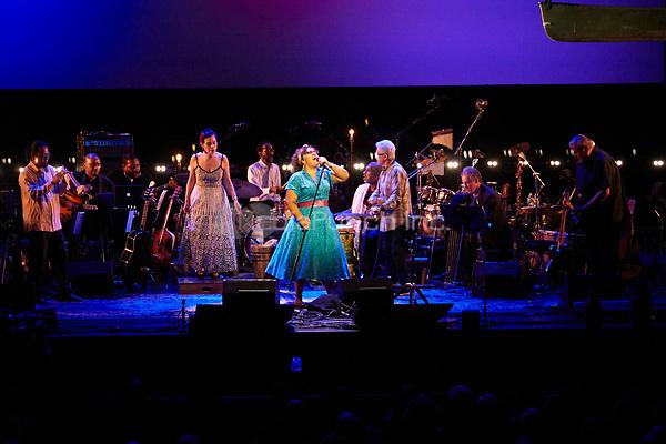 Los Angeles, CA - NOV 07:  La Marisoul performs at 'Joni 75: A Birthday Celebration Live At The Dorothy Chandler Pavilion' on November 07 2018 in Los Angeles CA. Credit: CraSH/imageSPACE/MediaPunch