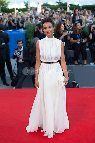 Sonia Rolland  at the premiere of Nocturnal Animals at the 2016 Venice Film Festival.<br /> September 2, 2016  Venice, Italy<br /> CAP/KA<br /> &copy;Kristina Afanasyeva/Capital Pictures /MediaPunch ***NORTH AND SOUTH AMERICAS ONLY***