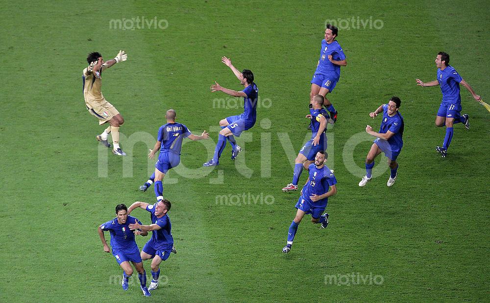 Fussball Wm 2006 Finale Italien Frankreich Sportfotos
