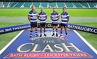 Bath Rugby : The Clash Launch