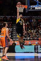 Tsairelis<br /> Liga Endesa ACB - 2014/15<br /> J15<br /> Valencia Basket vs Iberostar Tenerife