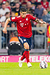 06.10.2018, Allianz Arena, Muenchen, GER, 1.FBL,  FC Bayern Muenchen vs. Borussia Moenchengladbach, DFL regulations prohibit any use of photographs as image sequences and/or quasi-video, im Bild James Rodriguez (FCB #11) <br /> <br />  Foto &copy; nordphoto / Straubmeier