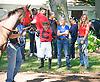 Bahala at Delaware Park on 9/23/15