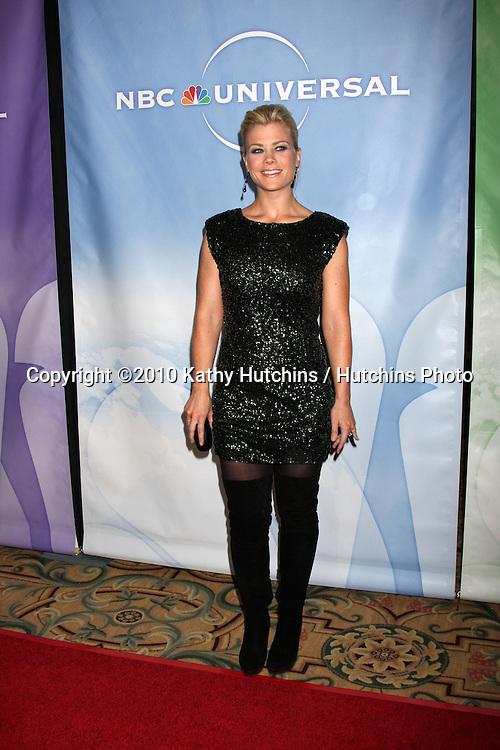 Alison Sweeney.arriving at the 2010 Winter NBC TCA Party .Langford Hotel.Pasadena, CA.January 10, 2010.©2010 Kathy Hutchins / Hutchins Photo....