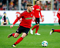 Lukas HOELER (HOELER), SCF, ,     Fussball, 1. Bundesliga  2017/2018<br /> <br />  Football: Germany, 1. Bundesliga, SC Freiburg vs RB Leipzig, 20.01.2018. *** Local Caption *** © pixathlon