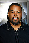 "HOLLYWOOD, CA. - May 20: Ice Cube arrives at the Los Angeles Premiere of ""Dance Flick"" at the ArcLight Theatre on May 20, 2009 in Hollywood, California."
