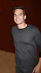 "The Young & The Restless star Greg Rikaart ""Kevin Fisher"" at Meet & Greet wine tasting event a part of the Soap Opera Festivals Weekend - ""All About The Drama"" on March 24, 2012 at Bally's Atlantic City, Atlantic City, New Jersey.  (Photo by Sue Coflin/Max Photos)"