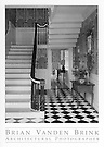 CENTRAL STAIRWAY<br /> Lady Pepperrell House<br /> Circa 1760<br /> Kittery, Maine &copy; Brian Vanden Brink, 2004