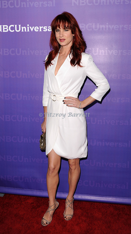 Juliette Lewis arriving at the NBCUniversal Press Tour All Star Party 2012, held at The Athenaeum in Pasadena, CA. January 6, 2012