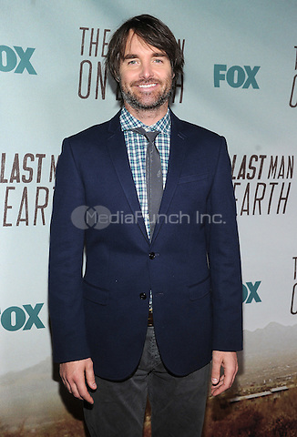 LOS ANGELES - FEBRUARY 24: Will Forte arrives at an exclusive screening of the premiere episode of FOX's 'The Last Man on Earth' at Big Daddy's Antique Shop on February 24, 2015 in Los Angeles, California. Credit: PGFM/MediaPunch