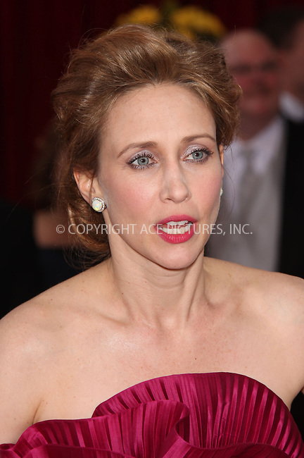 WWW.ACEPIXS.COM . . . . .  ....March 7 2010, Hollywood, CA....Actress Vera Farmiga arriving at the 82nd Annual Academy Awards held at Kodak Theatre on March 7, 2010 in Hollywood, California.....Please byline: Z10-ACE PICTURES... . . . .  ....Ace Pictures, Inc:  ..Tel: (212) 243-8787..e-mail: info@acepixs.com..web: http://www.acepixs.com