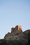 U.S.A., Southwest America, Utah, Hovenweep National Monument, Square Tower group, archeology, sunrise,