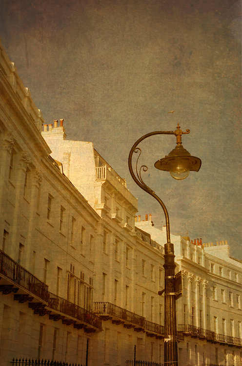 The Grand Crescent in Brighton, East Sussex, England