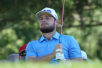 Tyrrell Hatton (ENG) in action during the first round of the Turkish Airlines Open played at the Montgomerie Maxx Royal Golf Club, Belek, Turkey. 07/11/2019<br /> Picture: Golffile | Phil INGLIS<br /> <br /> <br /> All photo usage must carry mandatory copyright credit (© Golffile | Phil INGLIS)