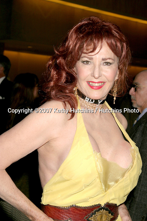 Edy Williams.44th Publicists Awards Awards.Beverly Hilton Hotel.Beverly Hills, CA.February 7, 2007.©2007 Kathy Hutchins / Hutchins Photo.