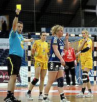 Handball 1. Bundesliga HCL vs DJK/MJC Trier (05.01.2011)