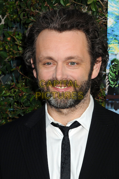 "MICHAEL SHEEN .""Midnight In Paris"" Los Angeles Premiere held at the AMPAS Samuel Goldwyn Theater, Beverly Hills, California, USA, 18th May 2011..portrait headshot suit shirt beard facial hair black white pinstripe .CAP/ADM/BP.©Byron Purvis/AdMedia/Capital Pictures."