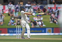 England's Jos Buttler bats during day two of the international cricket 1st test match between NZ Black Caps and England at Bay Oval in Mount Maunganui, New Zealand on Friday, 22 November 2019. Photo: Dave Lintott / lintottphoto.co.nz