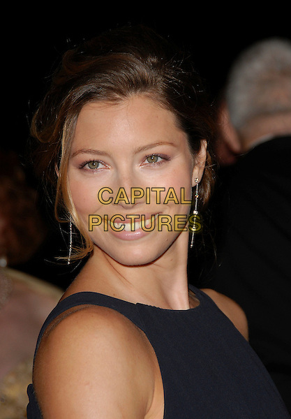 JESSICA BIEL.Attends The 2007 Palm Springs International Film Festival Awards Gala held at The Palm Springs Convention Center in Palm Springs, California, USA,  January 06 2007.