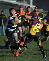 160702 Wellington Premier Club Rugby - Ories v Upper Hutt Rams