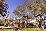Israel, Upper Galilee, the kindergarten at Kibbutz Yiron