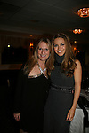 Marcia Tovsky & Chrishell Stause at a benefit for American Lung Association on December 6, 2009 at Mezza on the Green at the Lawrence Country Club. (Photos by Sue Coflin/Max Photos)