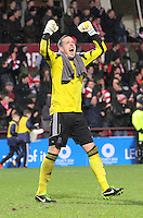 Aberdeen v St Johnstone League Cup Semi Final 010214