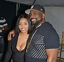 MIRAMAR, FL - JUNE 23: Recording Artist Shenseea backstage posing for photos with fans during the Caribbean Village Festival at Miramar Regional Park Amphitheater on June 23, 2019 in Miramar, Florida. ( Photo by Johnny Louis / jlnphotography.com )