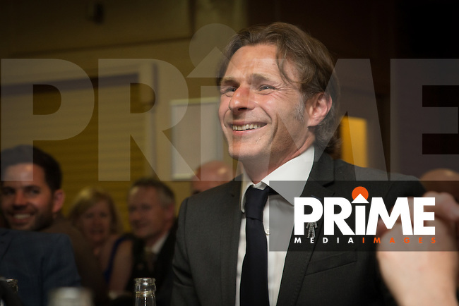 Wycombe Wanders Manager Gareth Ainsworth during the Wycombe Wanderers End of Season 2016 Awards Dinner at Adams Park, High Wycombe, England on 1 May 2016. Photo by David Horn
