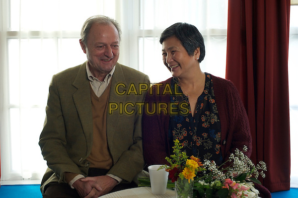 Pei-Pei Cheng, Peter Bowles<br /> in Lilting (2014) <br /> *Filmstill - Editorial Use Only*<br /> CAP/NFS<br /> Image supplied by Capital Pictures