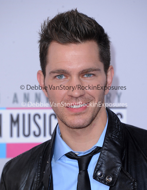Andy Grammer at The 2011 MTV Video Music Awards held at Staples Center in Los Angeles, California on September 06,2012                                                                   Copyright 2012  DVS / Hollywood Press Agency