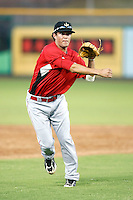 Kris Negron - Peoria Saguaros - 2010 Arizona Fall League.Photo by:  Bill Mitchell/Four Seam Images..