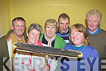 Asdee actors entertaining the crowds with their drama The Prison Officer in Scor Sinseair at Keel Community Centre on Sunday was l-r: Jack Hennessy, Ann Maire Tydings, Nora de Staick, Gerard O'Carroll, Kathleen Carmody and Matt Quinn