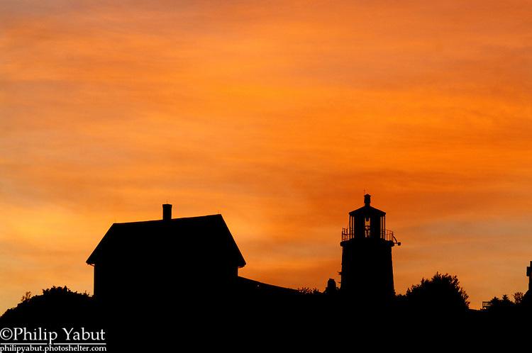 Monhegan Island Light, Monhegan, Maine
