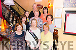 Orla Reilly from Tralee celebrated her hen party surrounded by her work friend from Kerry Count Council in the Lord Kenmare, Killarney Last Friday night.