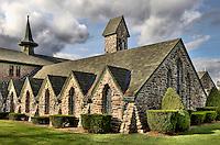 St Joseph's Abbey, Spencer, MA. Trappist, Cistercian