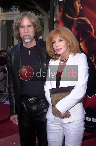 Glen Ballard and date Kathy