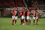 Cúcuta venció 1-0 a Patriotas. Fecha 17 Liga Águila II-2019.